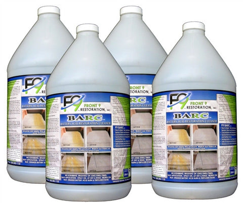 F9 BARC Rust Remover (4 gal case)
