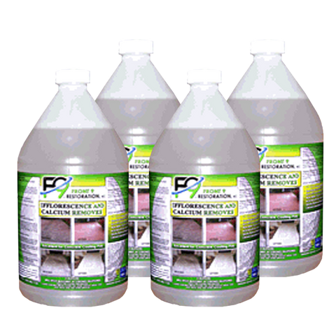 F9 Calcium and Efflorescence Remover (4 gal case)