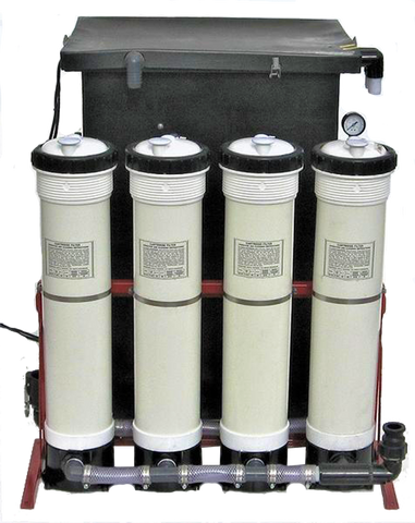 OWS 100-400 Oil-Water Separator System