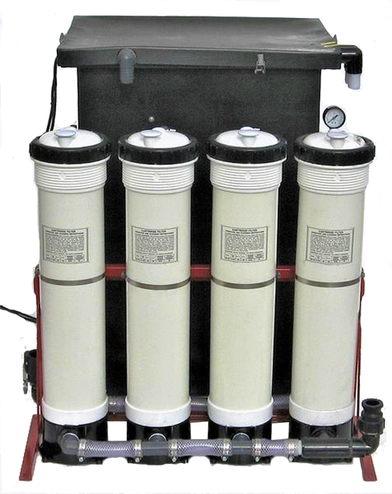 OWS 66-400 Oil-Water Separator System