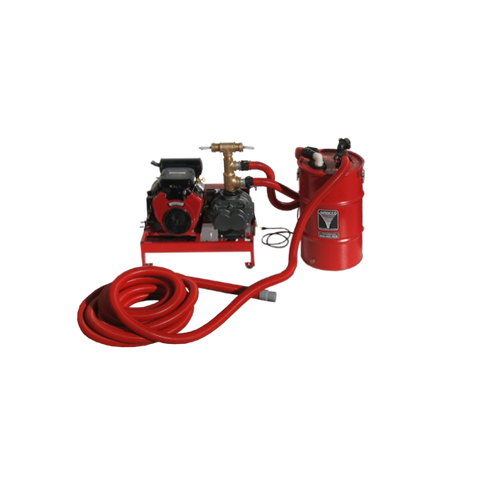 SGV3-16s Sirocco Performance Vacuum System (single APO tank version)
