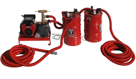 SGV3-16 Sirocco Performance Vacuum System
