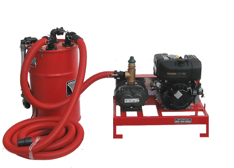 SGV3-13 Sirocco Performance Vacuum System