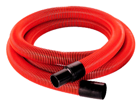 "1½"" Vacuum Hose with Cuffs (100 feet)"