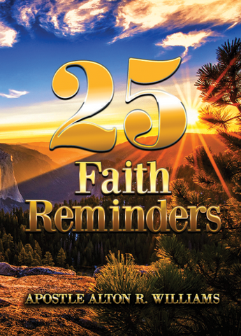 25 Faith Reminders