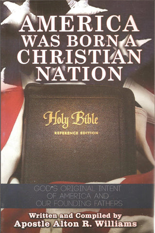 America Was Born a Christian Nation
