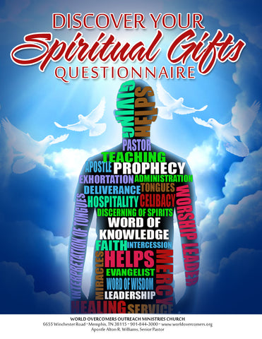 Discover Your Spiritual Gifts Questionnaire