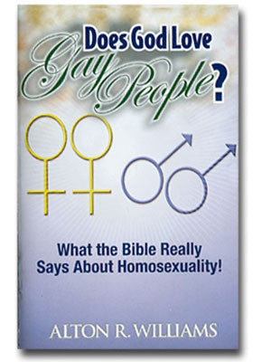 Does God Love Gay People?