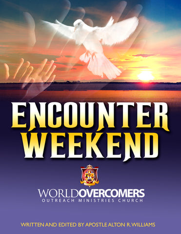 Encounter Weekend Manual