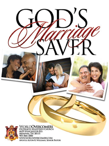 God's Marriage Saver