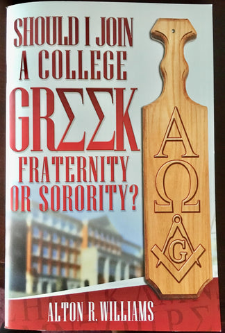 Should I Join a College Greek Fraternity or Sorority?