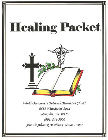 Healing Packet With CDs