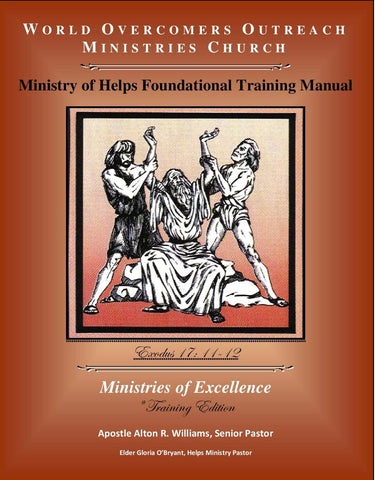 Ministry of Helps Foundational Training Manual