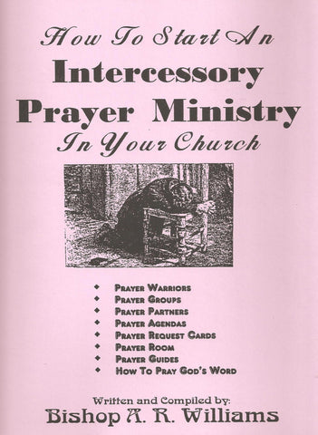 How to Start an Intercessory Prayer Ministry in Your Church