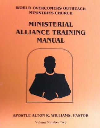 The Ministerial Alliance Training Manual, Volume 2