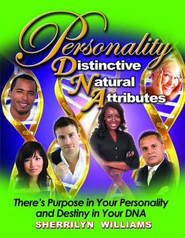 Personality Distinctive Natural Attributes (Personality D.N.A.)