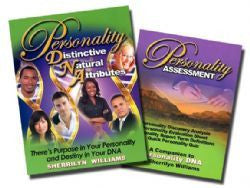 Personality Distinctive Natural Attributes with Assessment