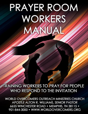 Prayer Room Workers Manual