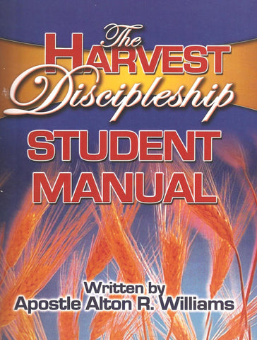 The Harvest Discipleship Student Manual