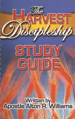 The Harvest Discipleship Study Guide