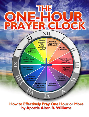 The One-Hour Prayer Clock