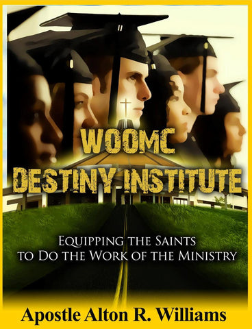 WOOMC Destiny Institute Booklet
