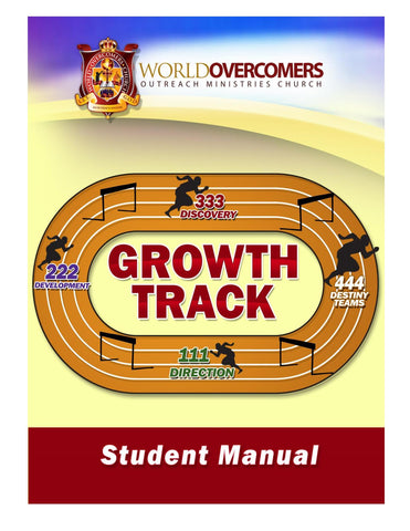 WOOMC Growth Track Student Manual