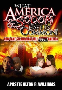 What America & Sodom Have in Common!