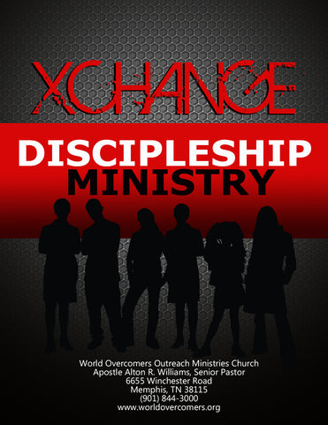 XChange Youth Discipleship Manual