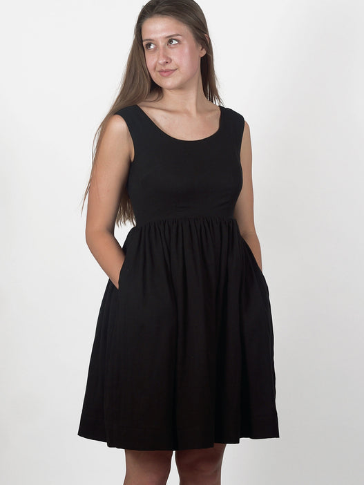 Rosalind Dress in Double Gauze
