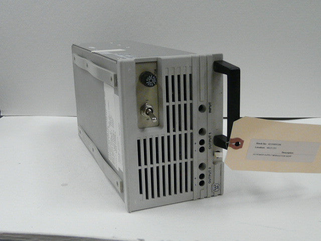 WDPF 4D33865G06 I/O Power Supply