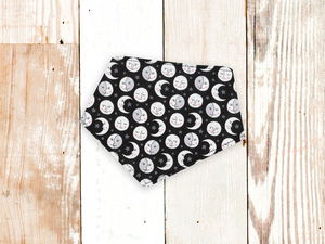 """Moons"" Dog Bandana"