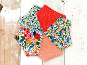 """The Clara"" Dog Bandana Set"