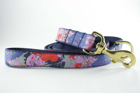 Painted Floral Leash