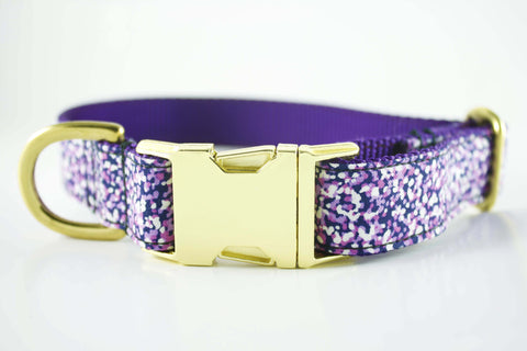 Purple Shimmer Collar