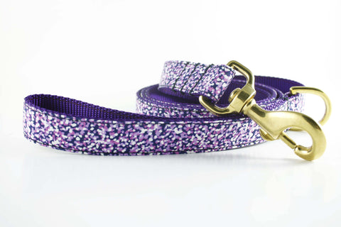 Purple Shimmer Leash