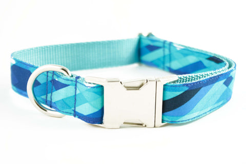 Blue Icicle Collar