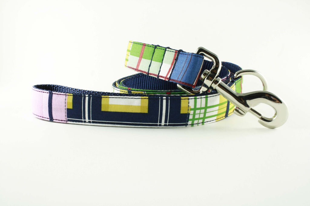 Boardwalk Madras Leash