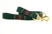 Green Tartan Plaid Leash