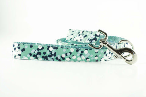 Aqua Blue Cheer Leash