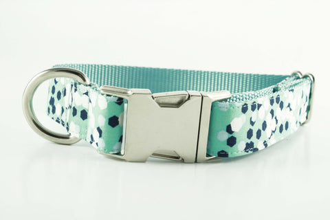 Aqua Blue Cheer Collar