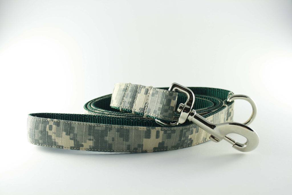 Army Camouflage Leash
