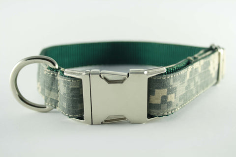 Army Camouflage Collar