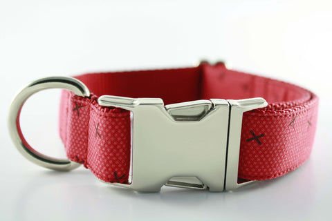 Candy Apple Stars Collar
