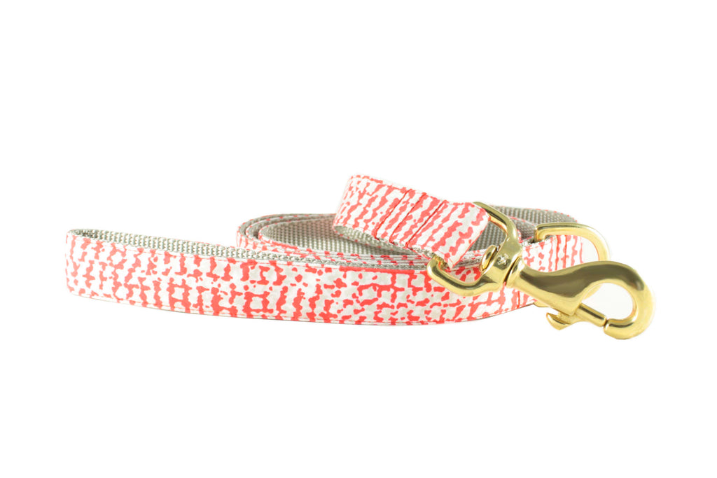 Coral Splash Leash