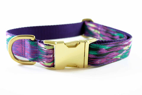 Mod Purple Collar