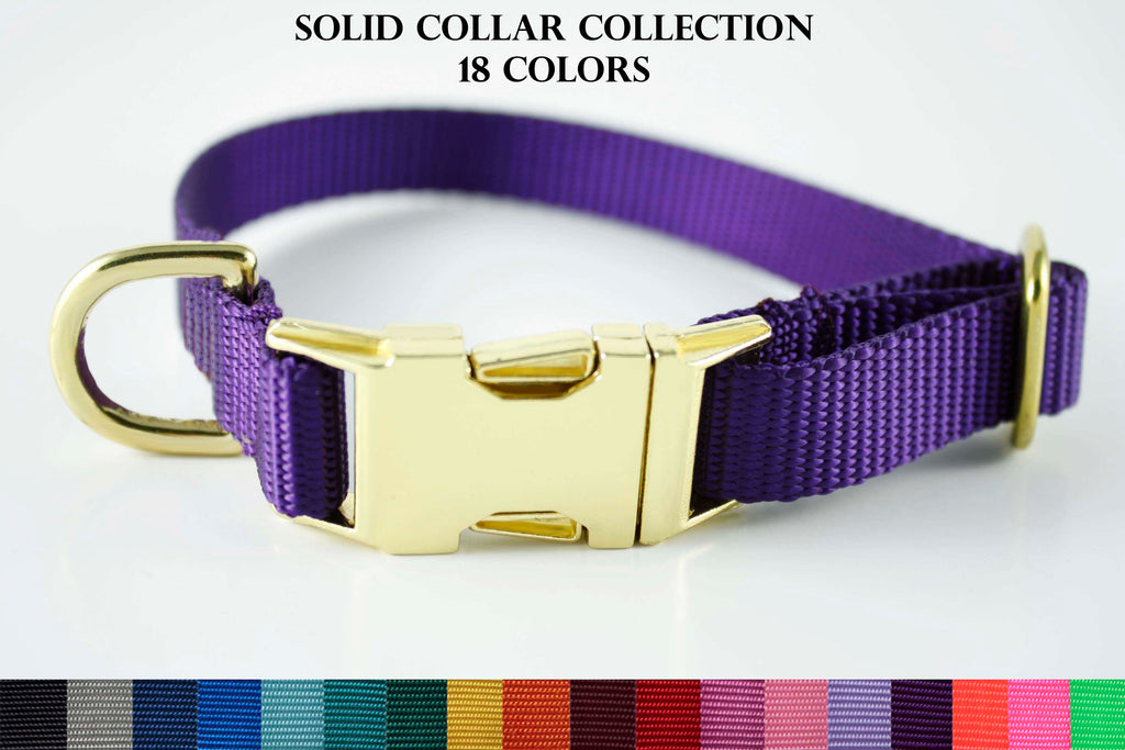 Solid Collar (Custom Order)