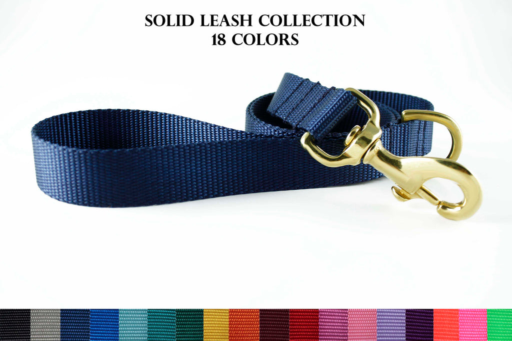 Solid Leash (Custom Order)