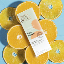 Radiance Boosting Face Serum with Vitamin C + Turmeric Extract
