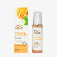 Brightening Face Serum with Vitamin C + Turmeric